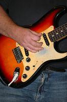Fender American Series Spécifications