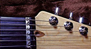Comment un Tremolo Fender Mustang ne fonctionne?