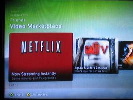 Comment regarder Netflix Instaview Films sur votre Xbox 360