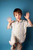 Comment apprendre aux enfants à prendre la pose