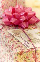 Comment faire pour trouver une liste de cadeaux
