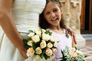 Les choses pour les enfants à faire lors des mariages