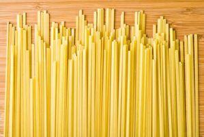 Indications pour faire un pont Pasta