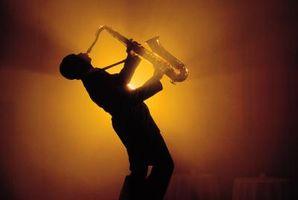Comment faire Silhouettes de Jazz