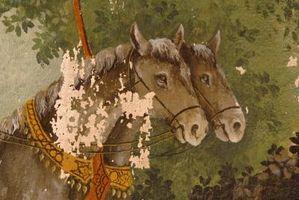Comment peindre des chevaux Avec Peintures acryliques
