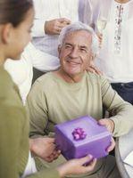 Cadeaux d'anniversaire Homemade uniques pour les grands-parents