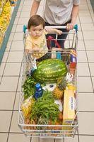 Idées de menus pour enfants plus d'un an
