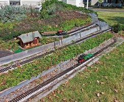 Comment construire un jardin LGB Train