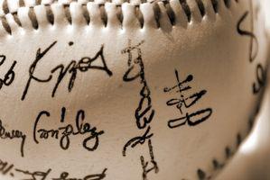 Comment faire pour supprimer une inscription de un autographe