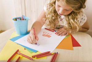 Comment faire une galerie d'art pour les enfants