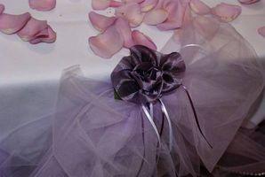 Bridal Shower Idées de décoration pour Tulle