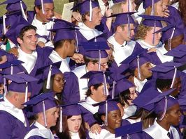 College Graduation Invitation idées