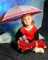 Comment faire votre propre parapluie pour un baby shower