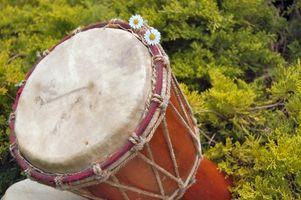 Tutorial Drumming Djembe