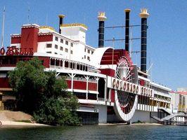 Comment décorer pour une Partie Gambling Riverboat