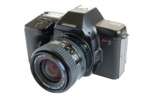 Nikon N65 Compatibilité numérique