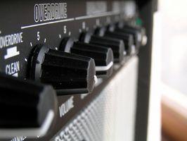 Comment construire un Kit amplificateur de guitare