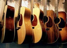 Les meilleures guitares acoustiques