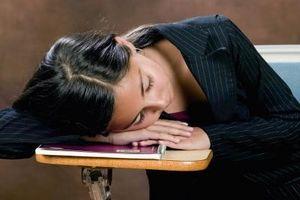 Comment Obtenir adolescents à se endormir rapide