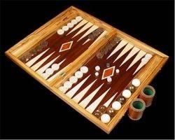 A propos des jeux Handcrafted Backgammon