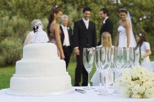 Idées de réception de mariage de New York