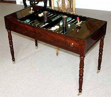 A propos des jeux Antique Backgammon