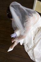 Comment photographier une mariée pour essayer sa robe de mariée