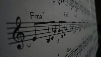 Comment convertir l'audio en Partitions