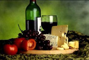Jeux d'amusement à une partie Wine & Cheese