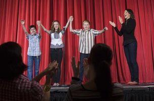 Comment faire un Talent Show Proposition