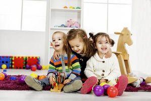 Leçon enfant Plans de 12 à 18 mois-Olds