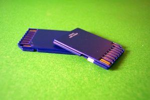 Comment utiliser des cartes mémoire pour Nintendo DS Lite