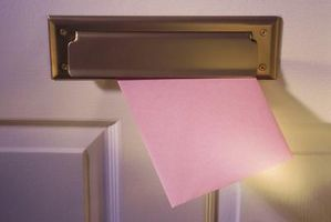Comment écrire une lettre de requête pour une présentation Novel