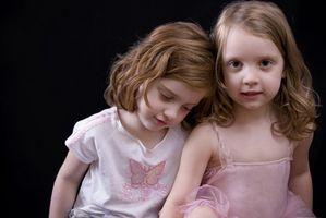 Le développement moral d'un Trois-Year-Old