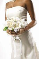 Coiffures de mariage enchanteur pour la mariée
