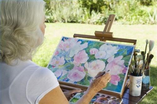 Comment développer des compétences Aquarelle Peinture