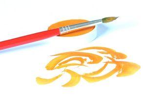 Comment faire Giclées De Peintures Aquarelle
