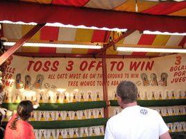 Idées insolites pour Carnival Games