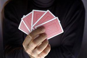 Comment faire vos cartes Gaff propre