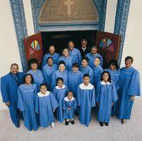 Comment organiser garçons dans une école Choir Moyen-