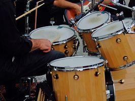 Comment mettre sur pied une maison Drum Set