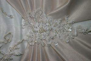Style de robes de mariage de 1950