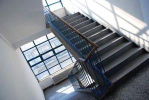 Escalier Garde-corps et la sécurité des enfants