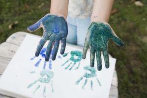 Creative Art Activités Avec la peinture pour K-4