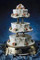 Comment transporter un gâteau de mariage à plusieurs niveaux