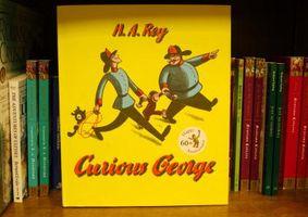 Idées pour une fête d'anniversaire de Curious George