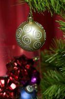 Comment décorer pour une douche nuptiale de Noël
