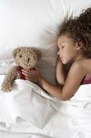 Pourquoi est-il important pour les enfants de dormir dans leurs lits propres?