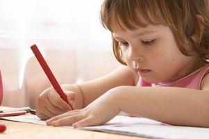 Activités pour les centres d'apprentissage préscolaire