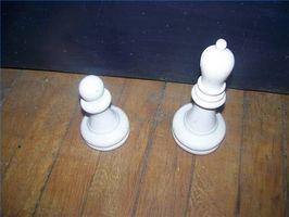 Comment construire une pelouse Chess Set
